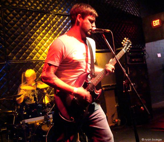 Ambassador Gun live @ Triple Rock Social Club