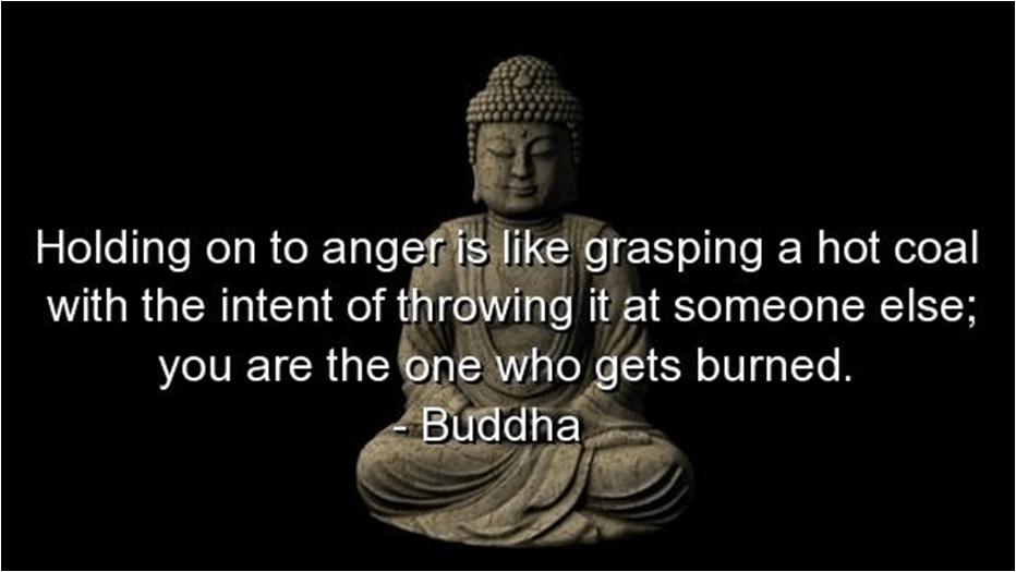 Anger is forbidden in Islam
