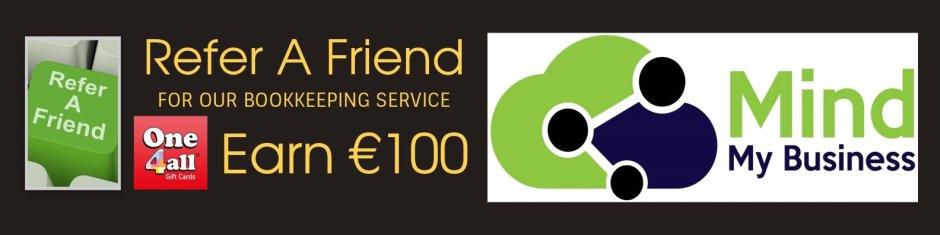 Irish bookkeeping service