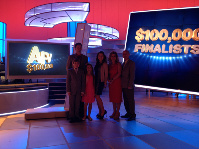 $100,000 Finalist taping