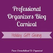Holiday Season gift giving