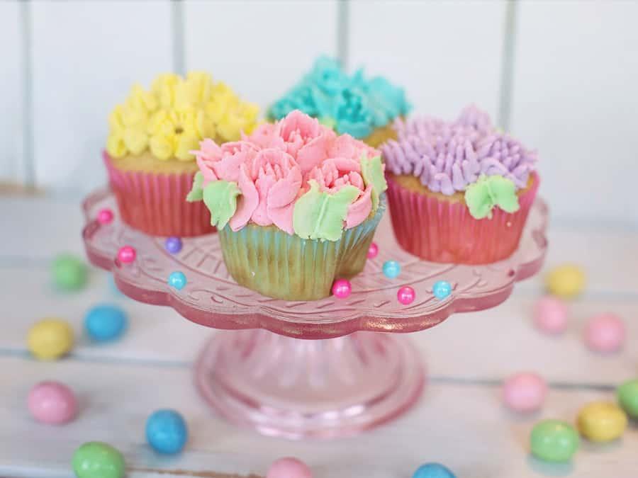 summer bucket list cupcakes