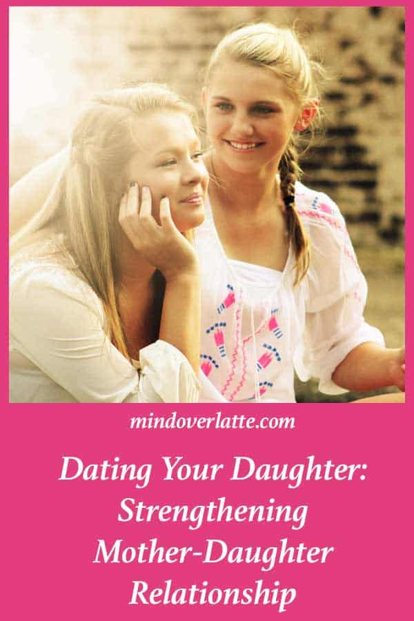 Mother - daughter relationships is very important to our girls. So why not give them the best of us and strengthen it while they are young? Here are a few ideas to help you get closer to your little princess. #mindoverlatte #relationships #motherdaughterrelationships #parenting #family #raisingkids