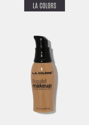 L.A. Colors Liquid Foundation