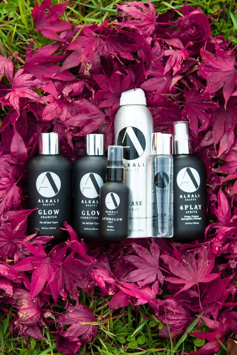 Alkali Beauty Hair Products 2020