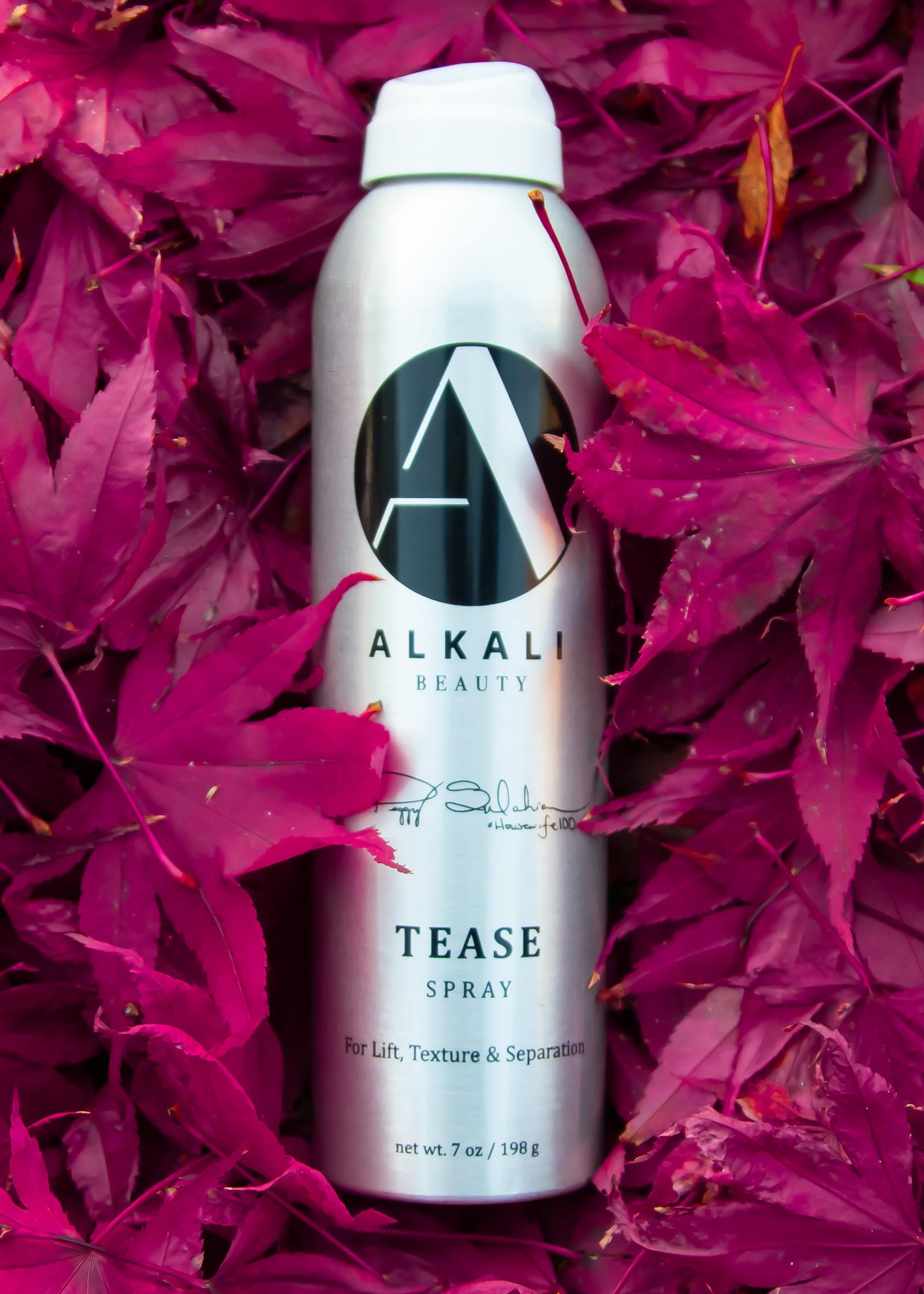 Alkali Beauty Peggy Tease Hairspray