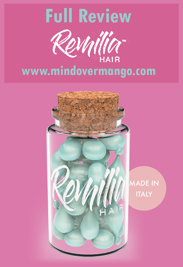 Remilia Hair Pinterest