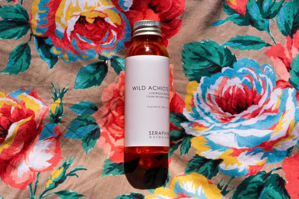 Wild Achiote + Rest - Luxurious Bath Oil