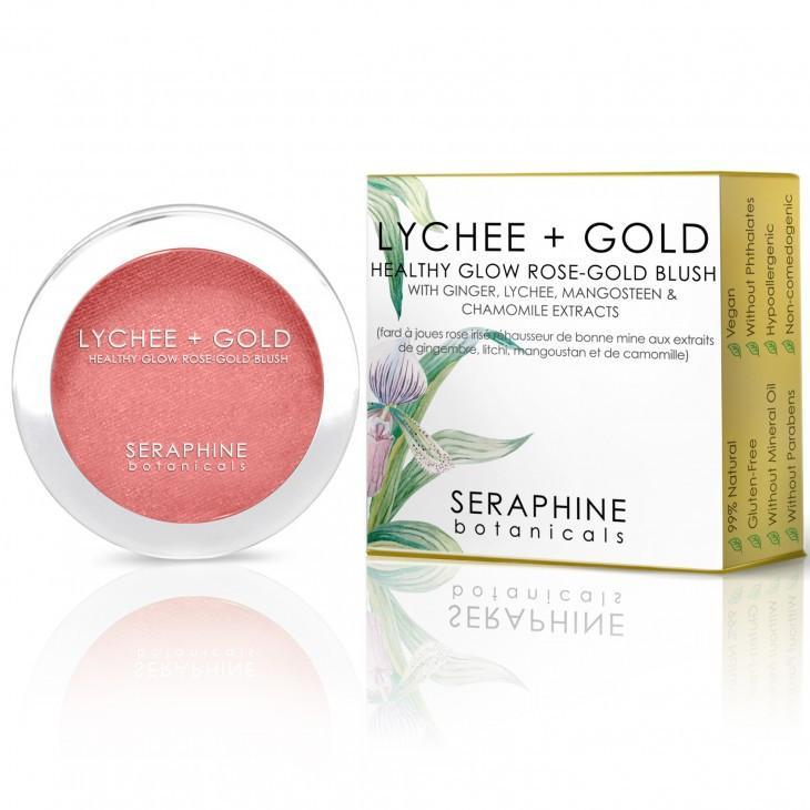 Seraphine Botanicals Lychee Gold Blush