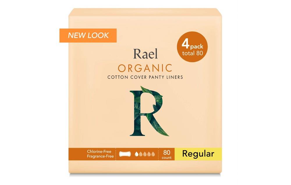 Rael Certified Organic Pads