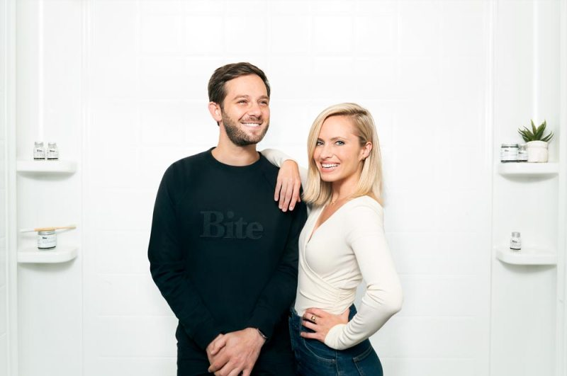 Bite Toothpaste Bits Founders