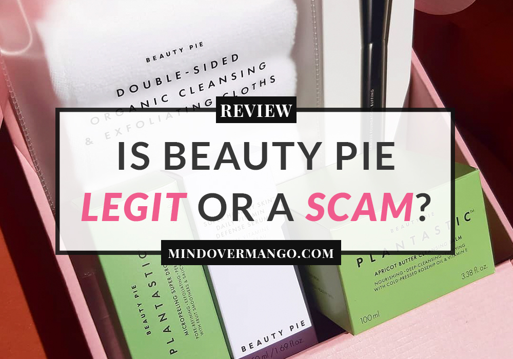 Is Beauty Pie Legit