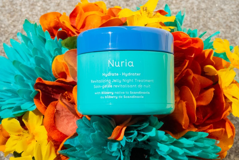 Nuria Beauty Hydrate Jelly Night Treatment