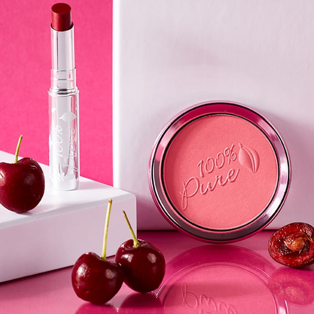 Shop 100% Pure Cosmetics