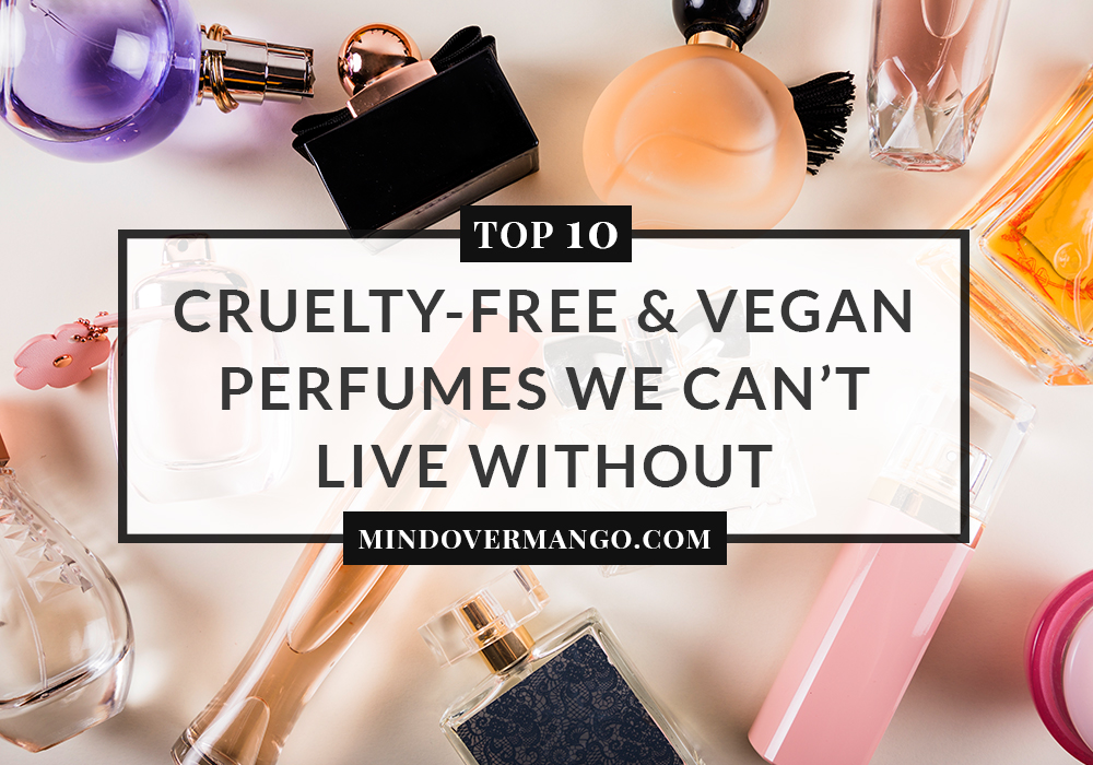 Vegan & Cruelty-Free Perfumes