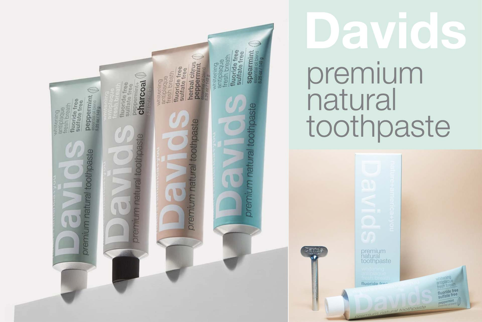 Is Davids Toothpaste Cruelty-Free & Vegan?