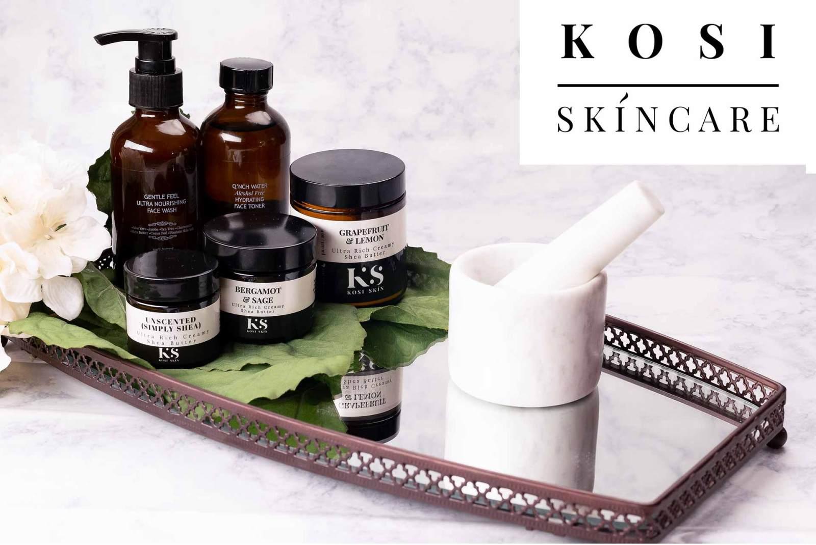 Kosi Skin Header Image
