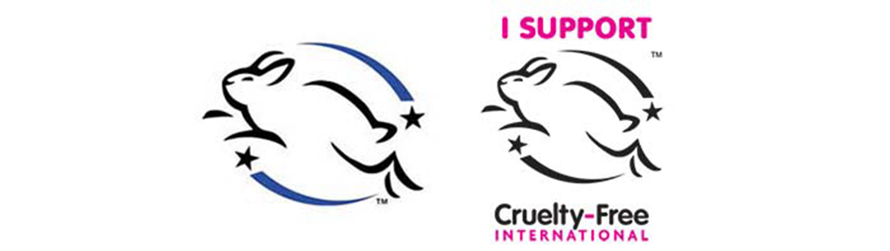 Leaping Bunny Cruelty-Free Certification Logos