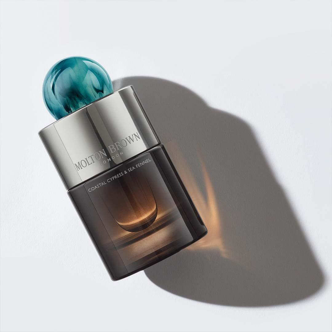 Cruelty-Free Perfumes Molton Brown Coastal Cypress & Sea Fennel