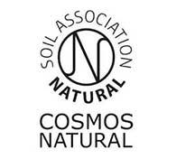 Soil Association Cosmos Natural Certification