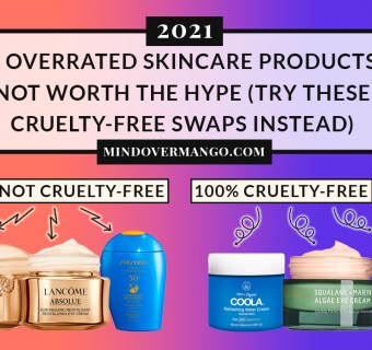 7 Skincare Products That Aren't Worth the Hype (& Amazing Cruelty-Free Dupes to Buy Instead)