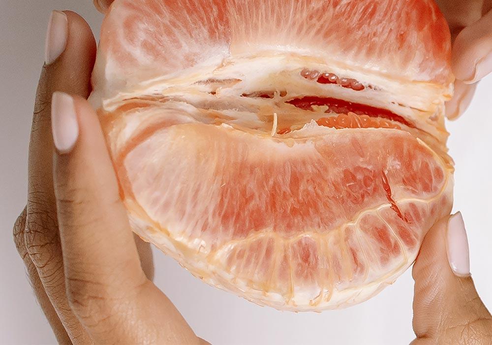Vitamin C Skincare Orange