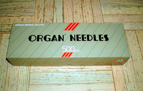 Organ Needles perfect for patching up holiday heartbreak