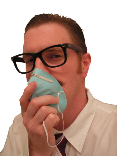 Doctor Harold Toboggans spreading his dry snark humor