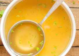 Image result for bone broth strengthen immune system""