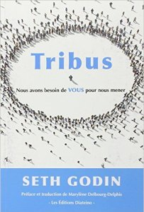Tribus Seth Godin couverture livre