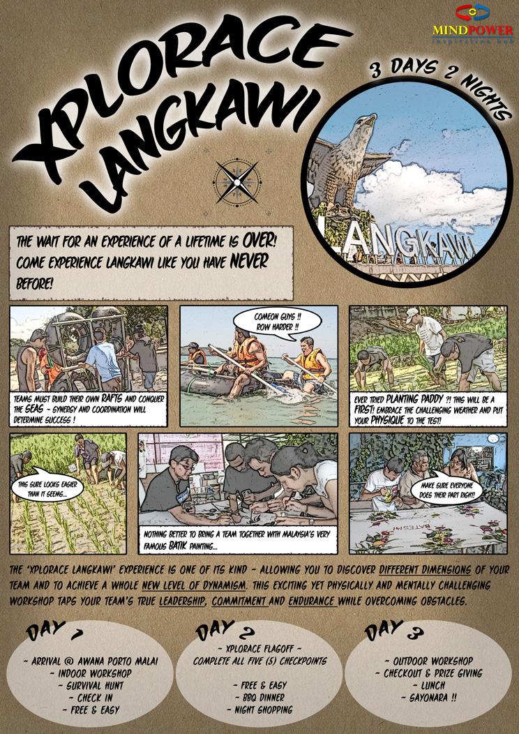 Xplorace Langkawi