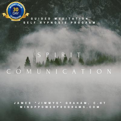 Spirit Communication Guided Meditation Self Hypnosis MP3 Program