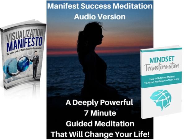 guided meditation bonus package