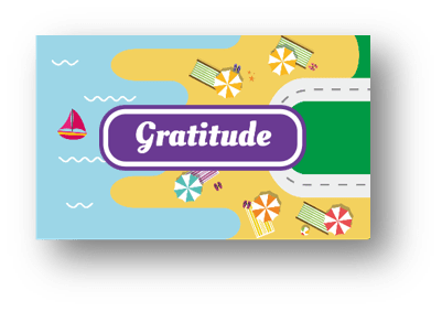 Learn to practice gratitude for greater life satisfaction, reduced stress, improved physical health, and higher measures of happiness.