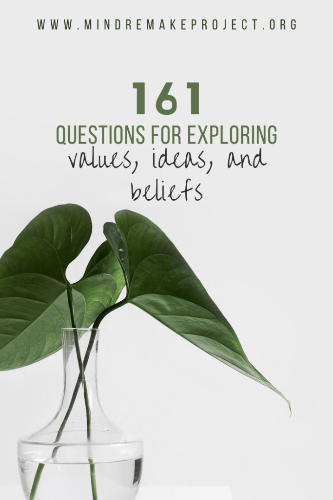 questions to explore
