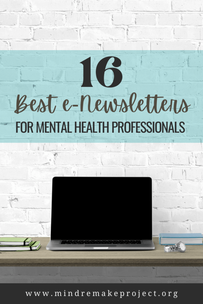 newsletters for therapists