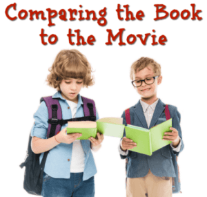 Comparing the Book to the Movie