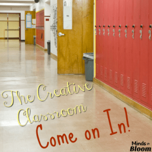 The Creative Classroom – Come on in!