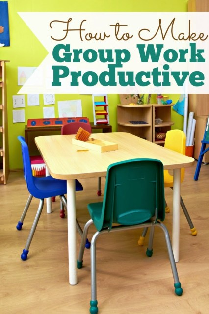 Group work can be either incredibly effective or an incredible disaster. Use these tips for making group work productive to avoid lack of productivity, hurt feelings, and shirking of responsibilities.