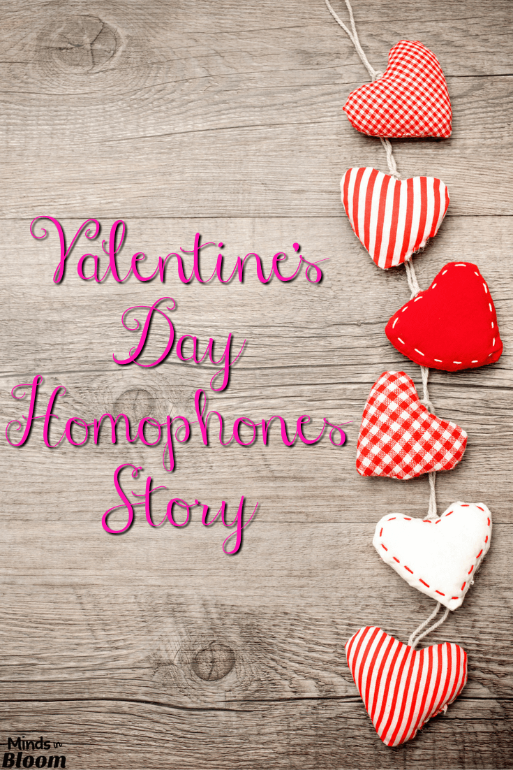 Elegant Homophones Are Tricky Little Buggers, And This Valentineu0027s Day Story Has  Over 50 Of Them
