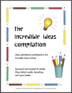 Free Incredible Ideas Ebook!