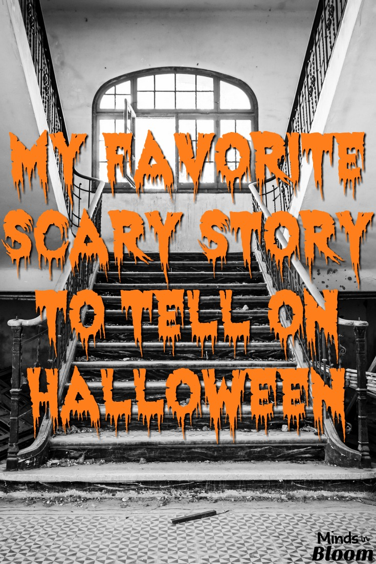"""Do you have a favorite scary story to tell on Halloween? If not, then you can use this one! This is a """"bare bones"""" version of the story, so be sure to embellish it to make it realistic for you! Oh, and spook your students!"""