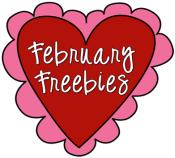 February Freebies