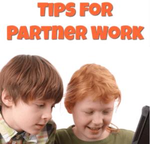 Tips for Partner Work