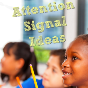 Attention Signal Ideas!
