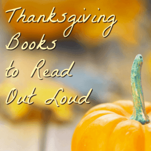 Thanksgiving Books to Read Out Loud