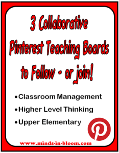 Three Great Pinterest Boards for Teachers to Follow (or Join!)