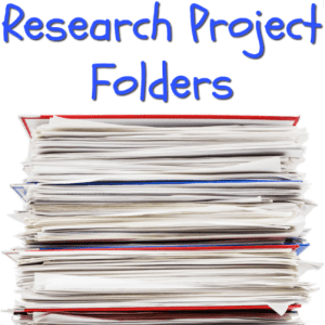 Research Project Folders