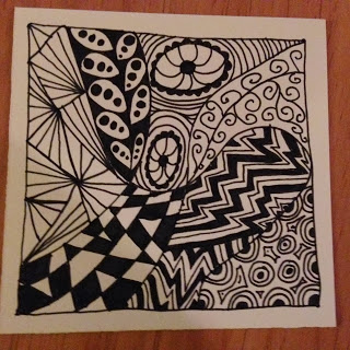 Zentangle is a fun art-like activity that you can incorporate into your classroom! I tried it out, and it was a lot of fun, so I know kids will love it to. Click through to learn more and get inspired to try Zentangle with your students!