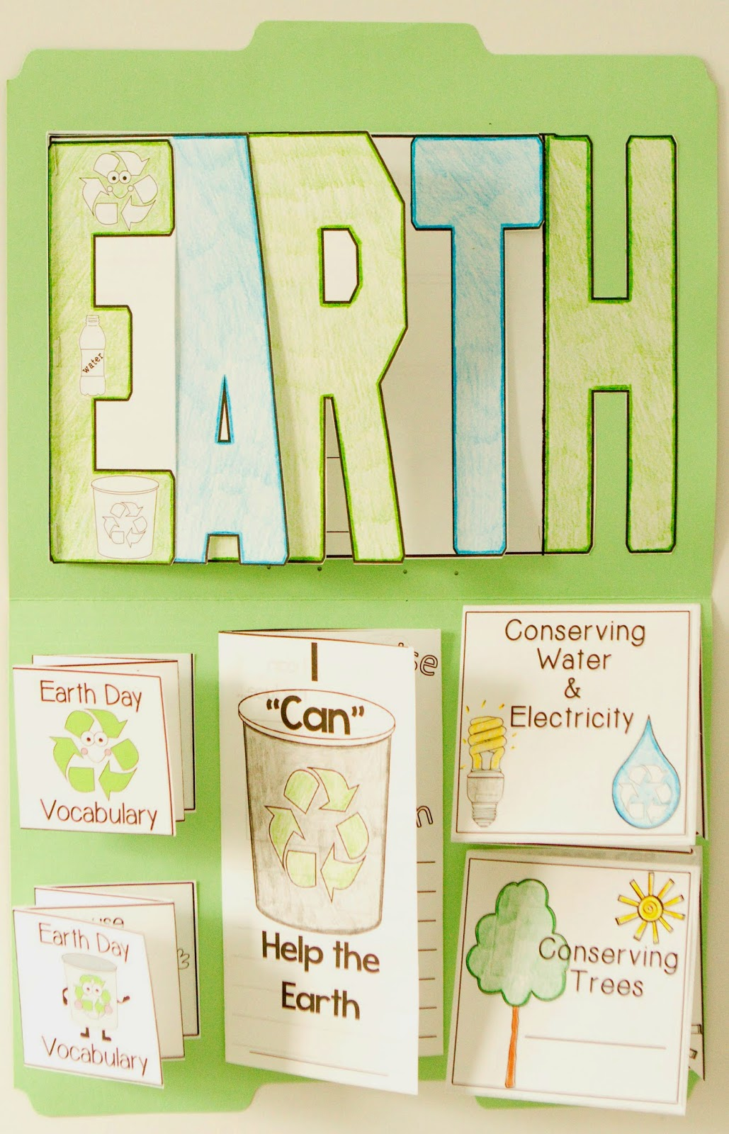 Integrating Forms Of Energy And Earth Day